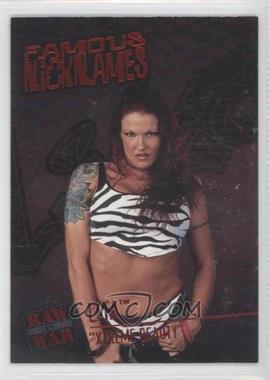 2001 Fleer WWF Raw is War [???] #6 - Lita