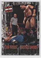 The Rock vs. Undertaker