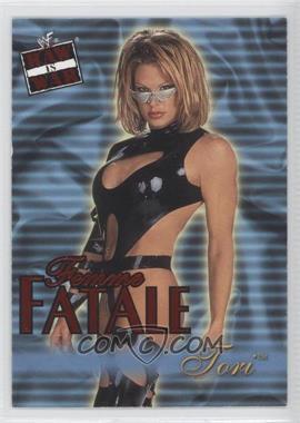 2001 Fleer WWF Raw is War Femme Fatale #15FF - Tori