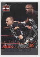 Chris Jericho (The Dudley Boyz)