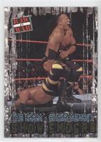The Rock vs. Chris Benoit