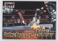 Dudley Boyz vs. Edge & Christian