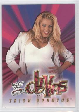 2001 Fleer WWF Wrestlemania #68 - Trish Stratus
