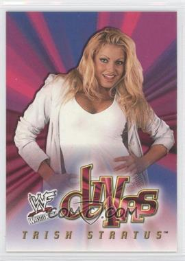 2001 Fleer WWF Wrestlemania #68 - Trish Stratus