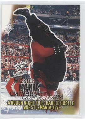 2001 Fleer WWF Wrestlemania #96 - Kane