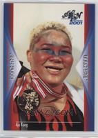 Hyper Visual Tournaments - Aja Kong