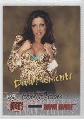 2002 Fleer WWE Absolute Divas [???] #80 - Dawn Marie