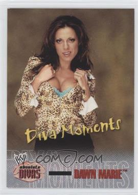 2002 Fleer WWE Absolute Divas #80 - Dawn Marie