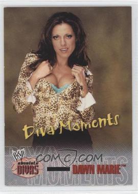 2002 Fleer WWE Absolute Divas #80 - Diva Moments - Dawn Marie