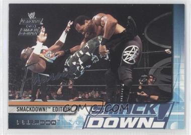 2002 Fleer WWE RAW vs SmackDown! - [Base] #50 - Faarooq