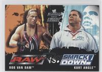 Rob Van Dam, Kurt Angle