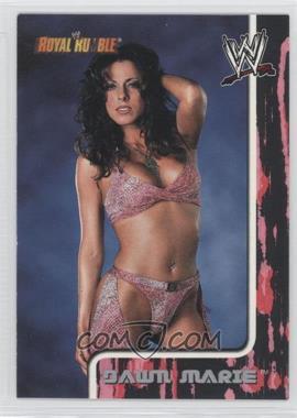 2002 Fleer WWE Royal Rumble - [Base] #72 - Dawn Marie