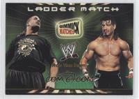 Rob Van Dam vs. Eddie Guerrero (Ladder Match)