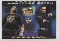 Rob Van Dam vs. Jeff Hardy (Hardcore Match)