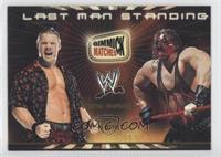 Chris Jericho vs. Kane (Last Man Standing)