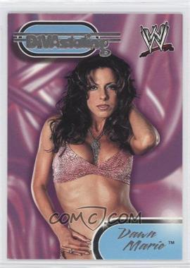 2002 Fleer WWE Royal Rumble [???] #11 - Dawn Marie