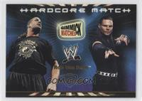 Rob Van Dam vs. Jeff Hardy (Hardcore Match)