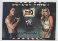 The Rock vs. Trish Stratus (Gender Match)