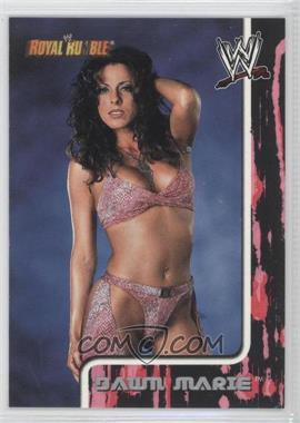 2002 Fleer WWE Royal Rumble [???] #72 - Dawn Marie
