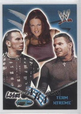 2002 Fleer WWE Royal Rumble [???] #90 - Team Xtreme