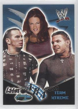 2002 Fleer WWE Royal Rumble [???] #90 - Team Xtreme