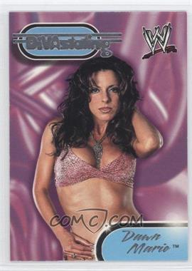 2002 Fleer WWE Royal Rumble Divastating #D11 - Dawn Marie