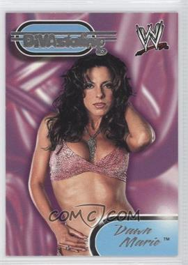2002 Fleer WWE Royal Rumble Divastating #D11 - Dawn Marie