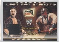 Chris Jericho vs. Kane