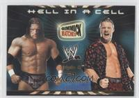 Triple H vs. Chris Jericho (Hell In A Cell)