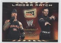 Undertaker vs. Jeff Hardy (Ladder Match)