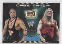 Kurt Angle vs. Edge (Cage Match)