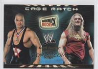 Kurt Angle vs. Edge (Cage Match)