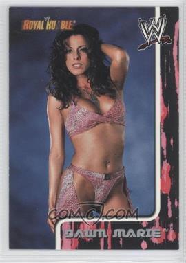 2002 Fleer WWE Royal Rumble #72 - Dawn Marie