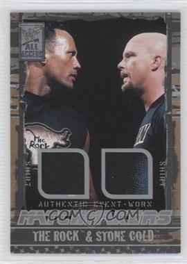 2002 Fleer WWF All Access [???] #N/A - [Missing]