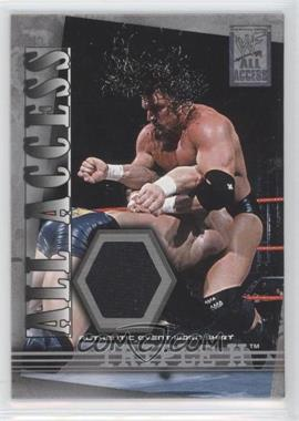2002 Fleer WWF All Access All Access Materials #AAM-TH - Triple H