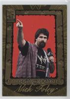 Road To The Ring - Mick Foley