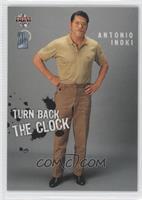 Turn Back the Clock - Antonio Inoki