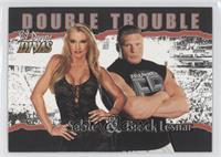 Sable, Brock Lesnar