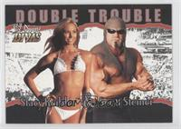 Stacy Keibler, Scott Steiner