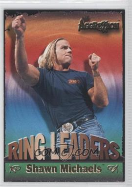 2003 Fleer WWE Aggression Ring Leaders #12 RL - Shawn Michaels
