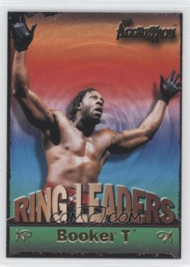 2003 Fleer WWE Aggression Ring Leaders #15 RL - Booker T