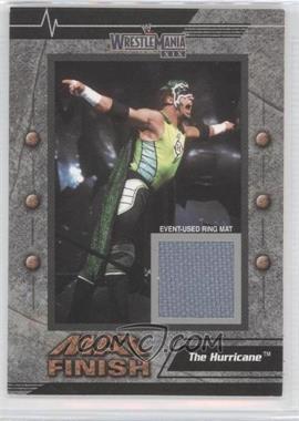 2003 Fleer Wrestlemania XIX [???] #N/A - The Hurricane