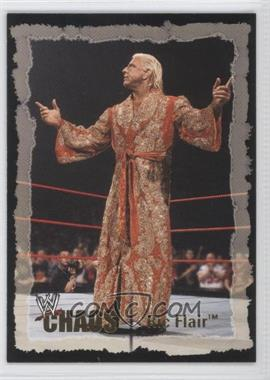 2004 Fleer WWE Chaos Gold #52 - Ric Flair