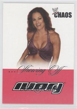 2004 Fleer WWE Chaos ...Showing Off #3 SO - Ivory