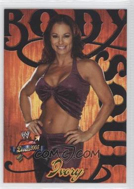 2004 Fleer WWE Divas 2005 [???] #8 - Ivory