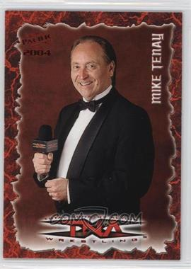 2004 Pacific TNA - [Base] - Red #55 - Michael Tenay