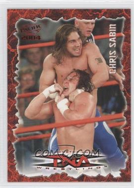 2004 Pacific TNA #38 - Chris Sabin