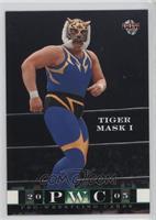 Tiger Mask I