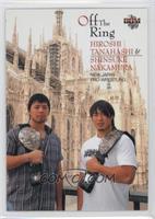 Hiroshi Tanahashi, Shinsuke Nakamura