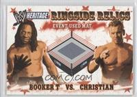 Booker T vs. Christian